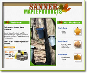 Image: Sanner Maple Products