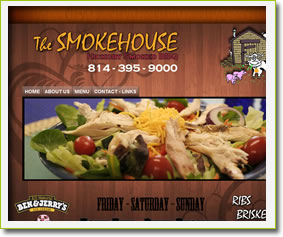 Image: The Smokehouse BBQ
